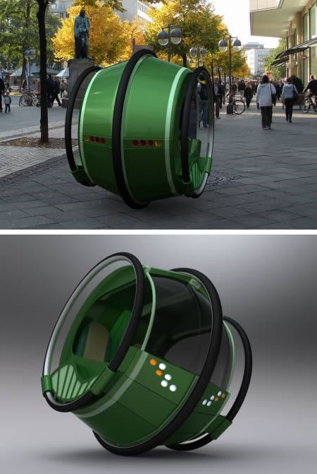 16 Weird and cool concept cars | LinkSpotters.com